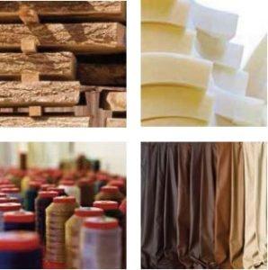 Ausgesuchte Rohstoffe – meisterhaft verarbeitetes Sofa